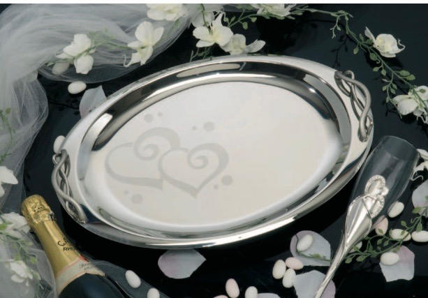 European Wedding Tray