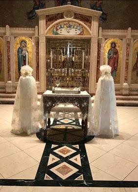 Orthodox Wedding and Baptism Style