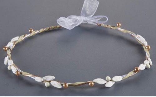 Orthodox Wedding Crowns, Stefana (Shells)